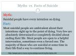 myths vs facts of suicide2