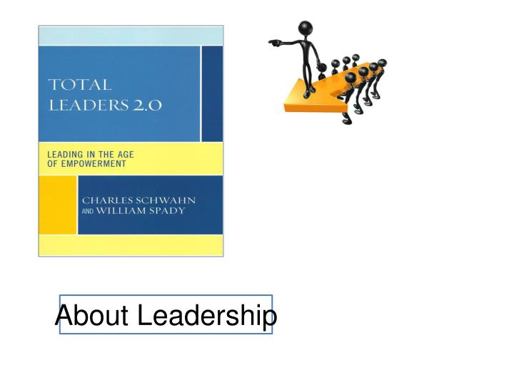 About Leadership