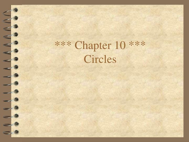 *** Chapter 10 ***