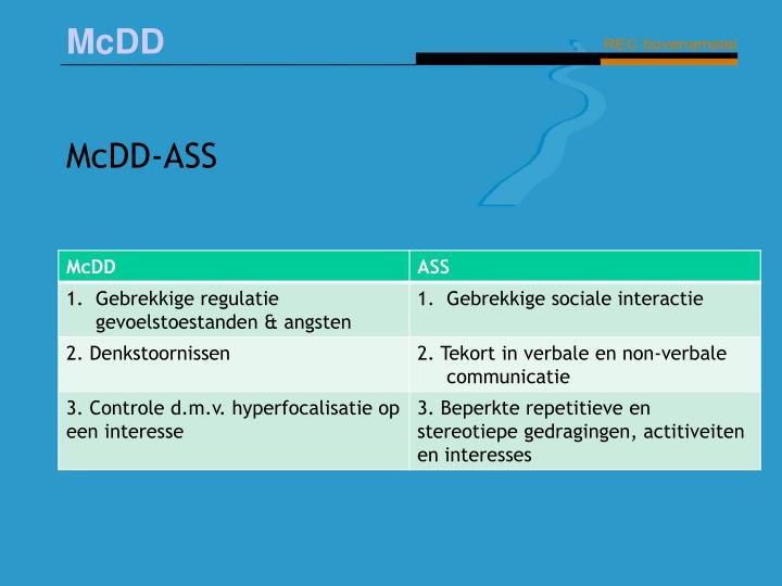 McDD-ASS
