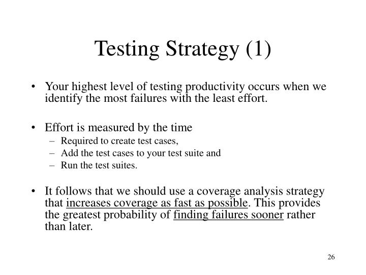 Testing Strategy (1)