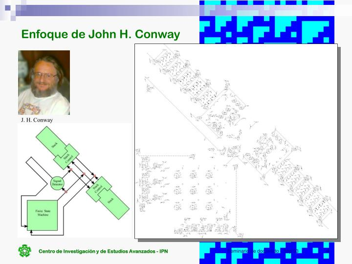 J. H. Conway
