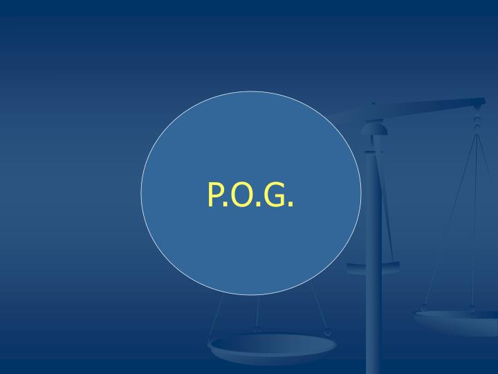 P.O.G.