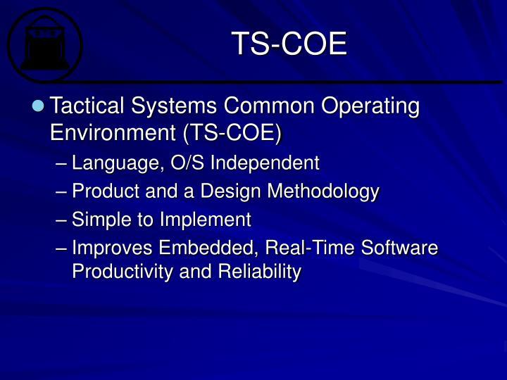 TS-COE