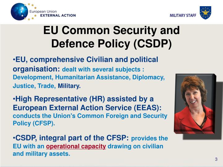 EU Common Security and