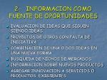 2 informacion como fuente de oportunidades1