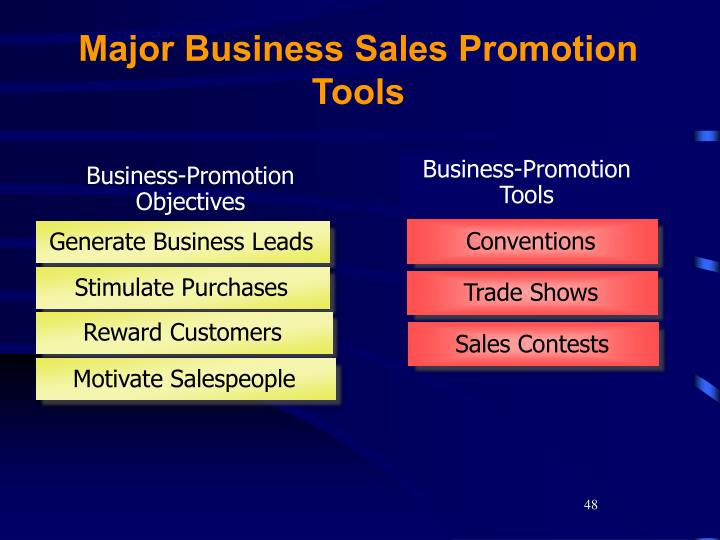 Business-Promotion Tools