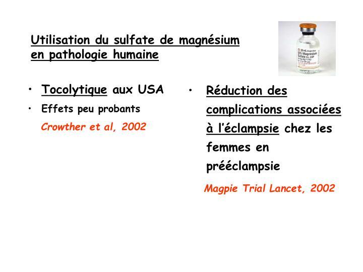 Tocolytique