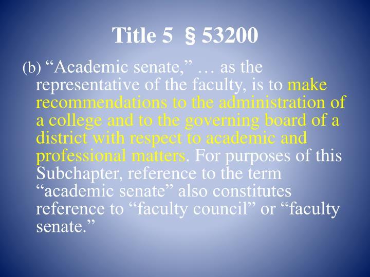 Title 5 §53200