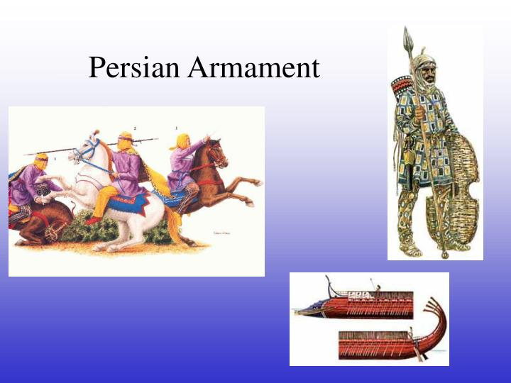 Persian Armament