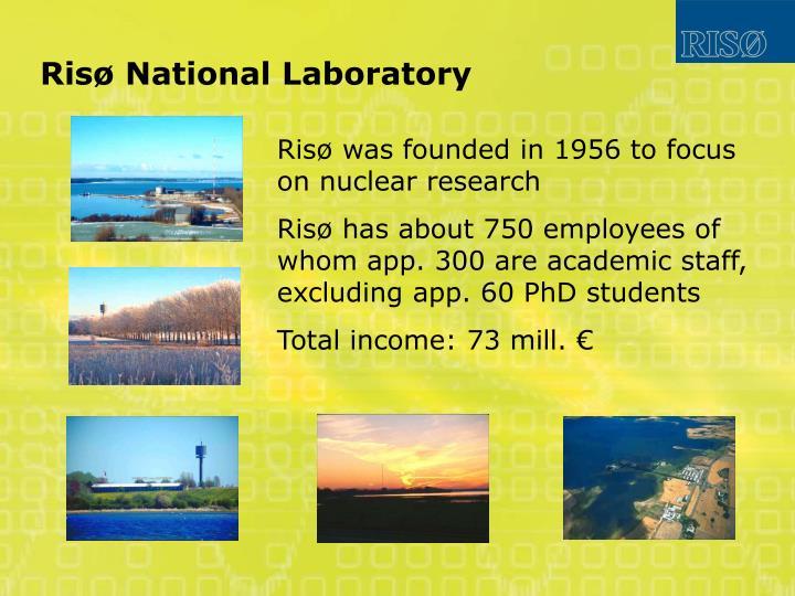 Risø National Laboratory