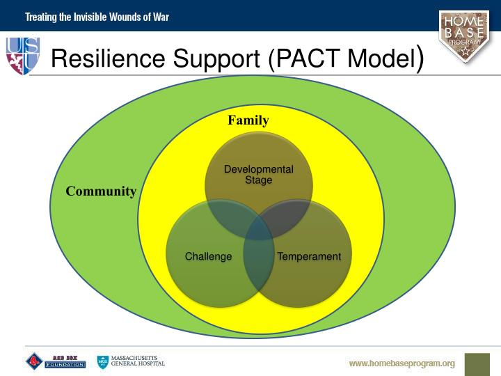 Resilience Support (PACT Model