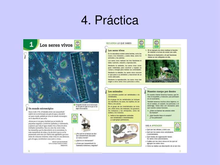 4. Práctica
