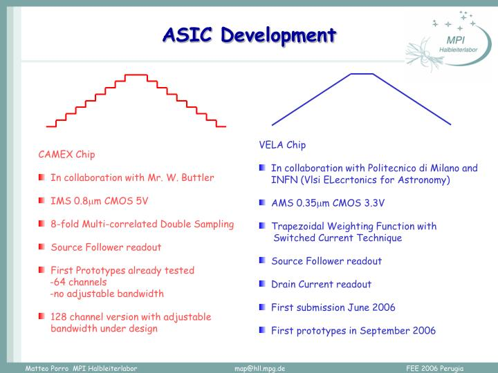 ASIC Development