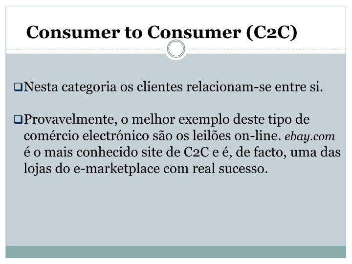 Consumer t