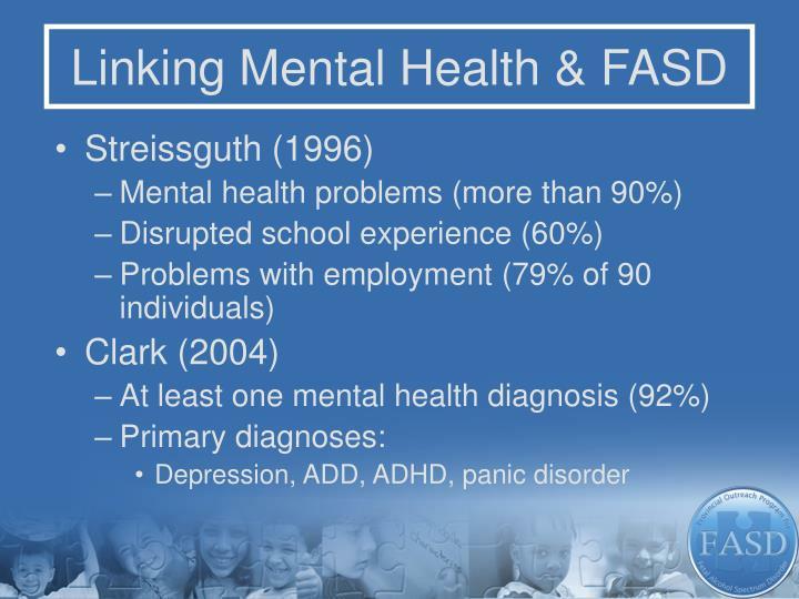 Linking Mental Health & FASD