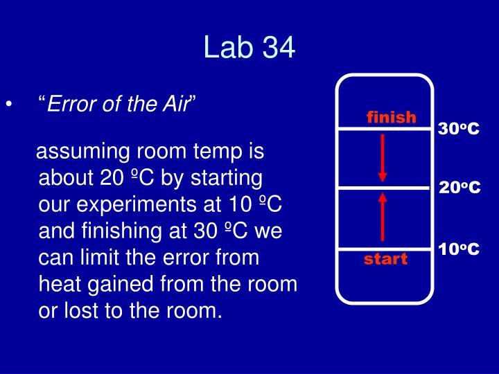 Lab 34