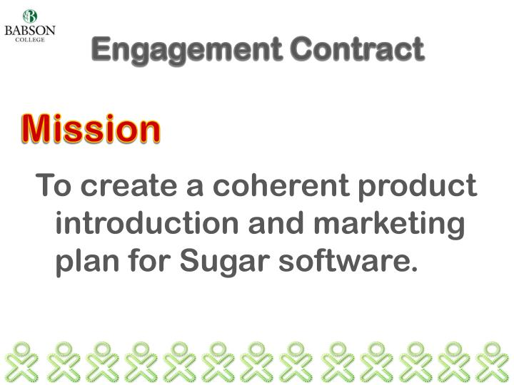Engagement Contract