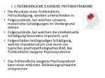 1 1 fr hkindliche exogene psychosyndrome