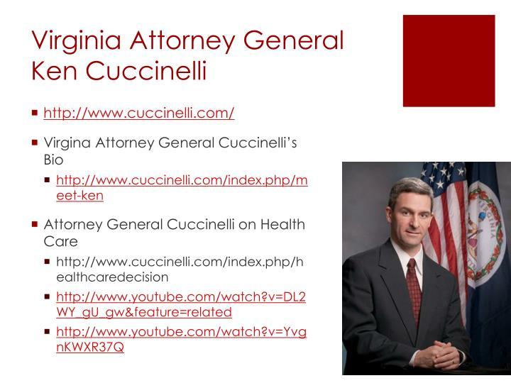 Virginia Attorney General