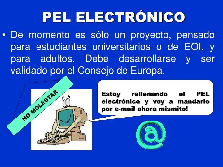 PEL ELECTRÓNICO
