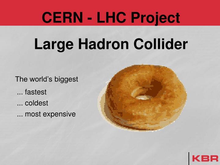 CERN - LHC Project