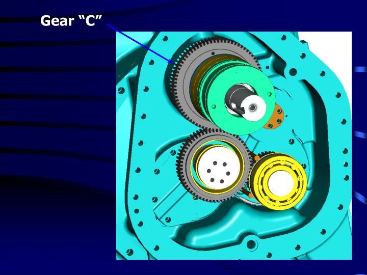 "Gear ""C"""