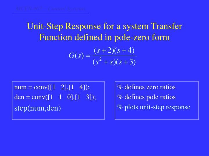 num = conv([1   2],[1   4]);