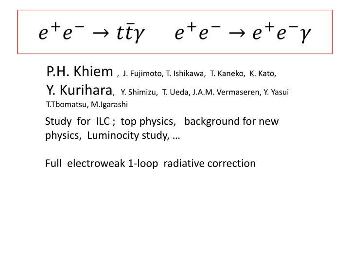 P.H. Khiem