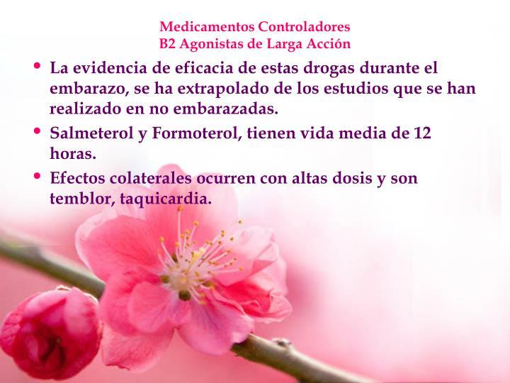 Medicamentos Controladores