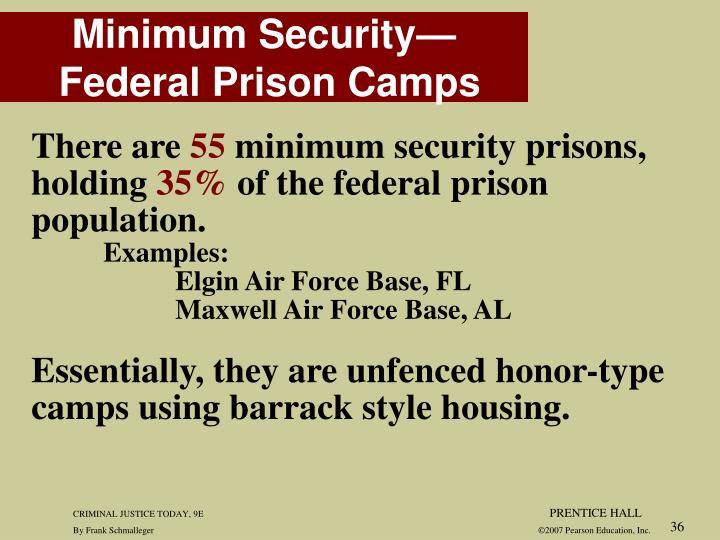 Minimum Security—