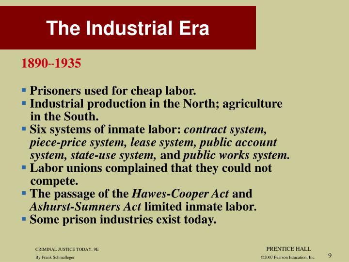 The Industrial Era