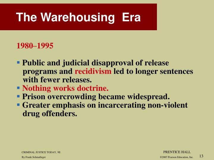 The Warehousing  Era