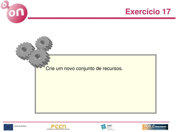 Exercício 17