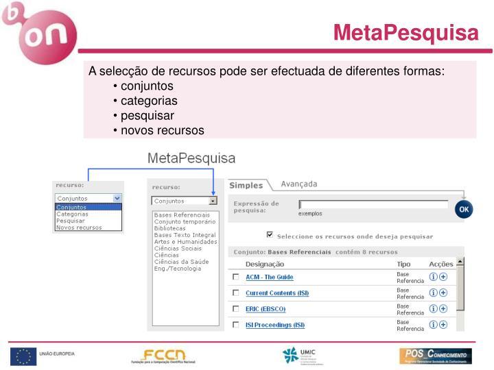 MetaPesquisa