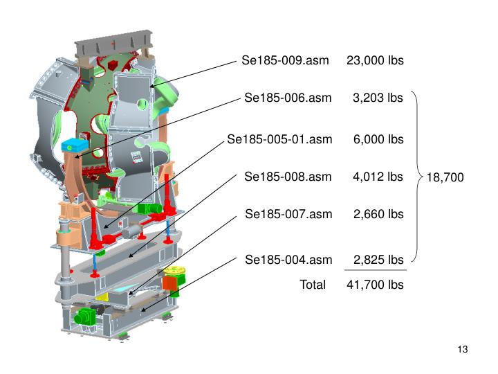 Se185-009.asm     23,000 lbs