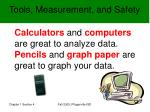 tools measurement and safety2