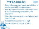 wffa impact