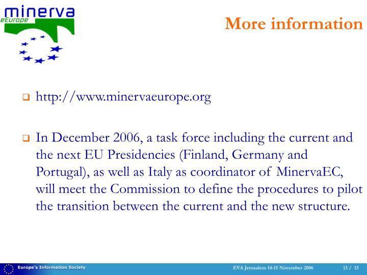 http://www.minervaeurope.org