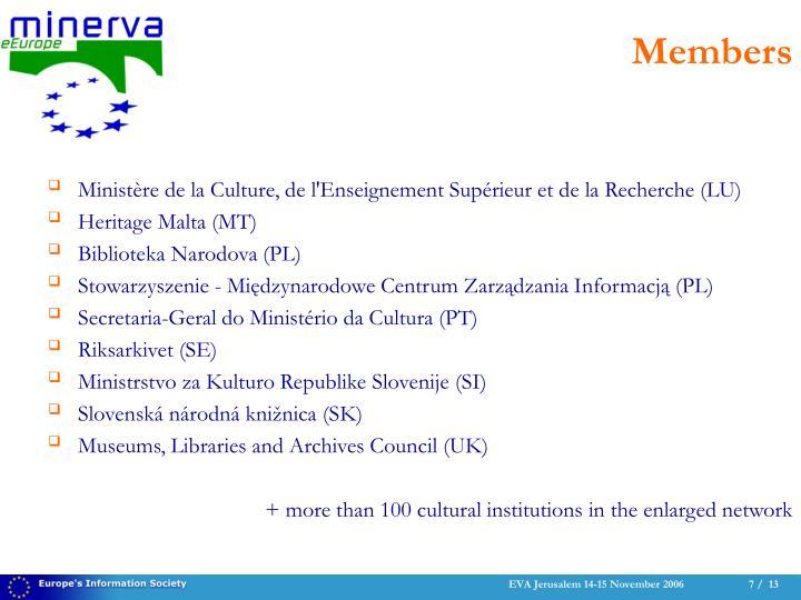Ministère de la Culture, de l'Enseignement Supérieur et de la Recherche (LU)