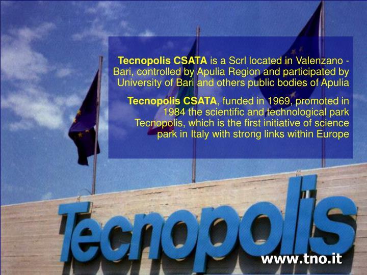 Tecnopolis CSATA