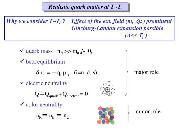 quark mass