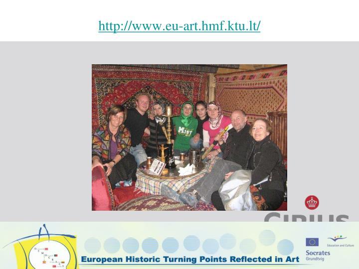 http://www.eu-art.hmf.ktu.lt/