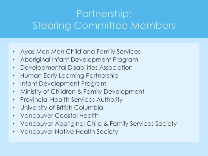 Partnership: