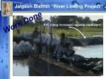 jalgaon district river linking project1
