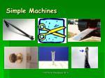 simple machines2