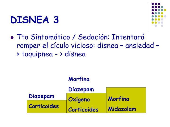 DISNEA 3
