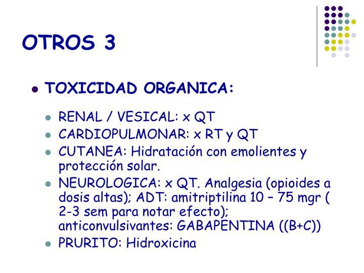 OTROS 3