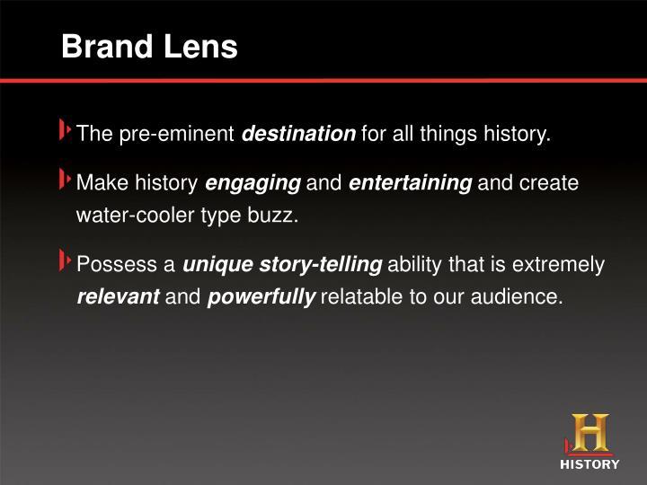 Brand Lens