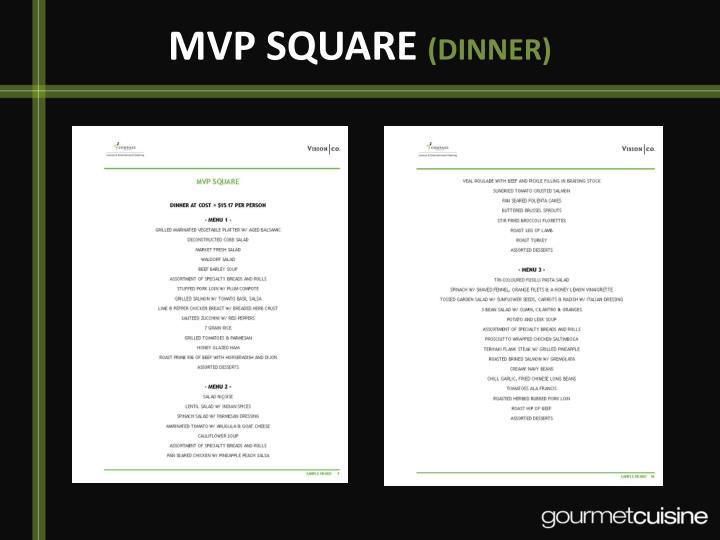 MVP SQUARE